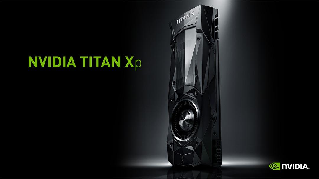 Nvidia Pascal Titan