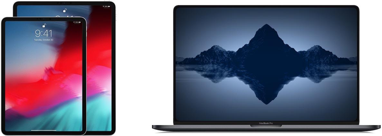 iPad Pro MacBook Pro OLED