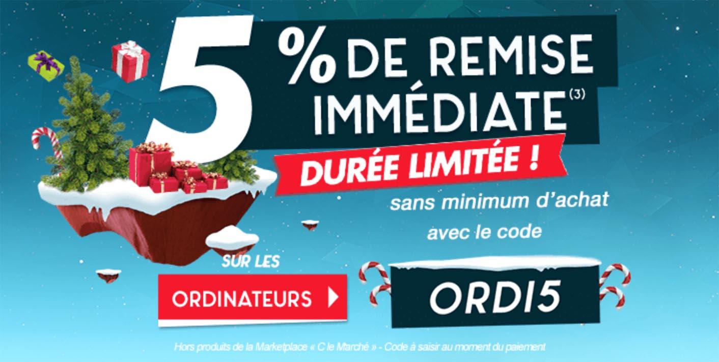 ORDI5 CDiscount