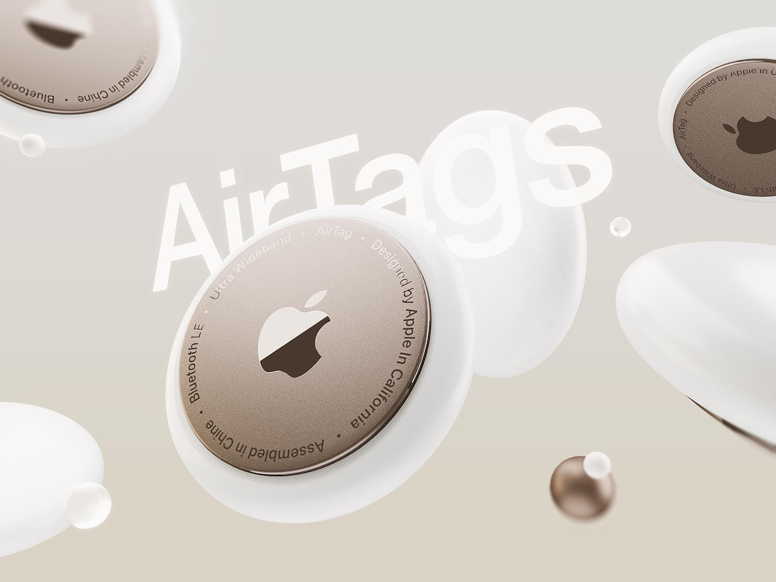 Concept AirTags