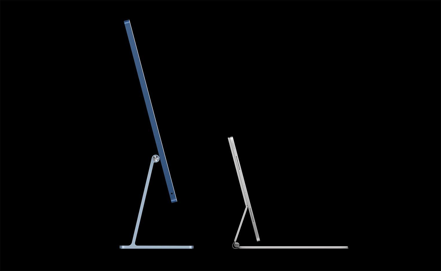 iMac M1 iPad Pro