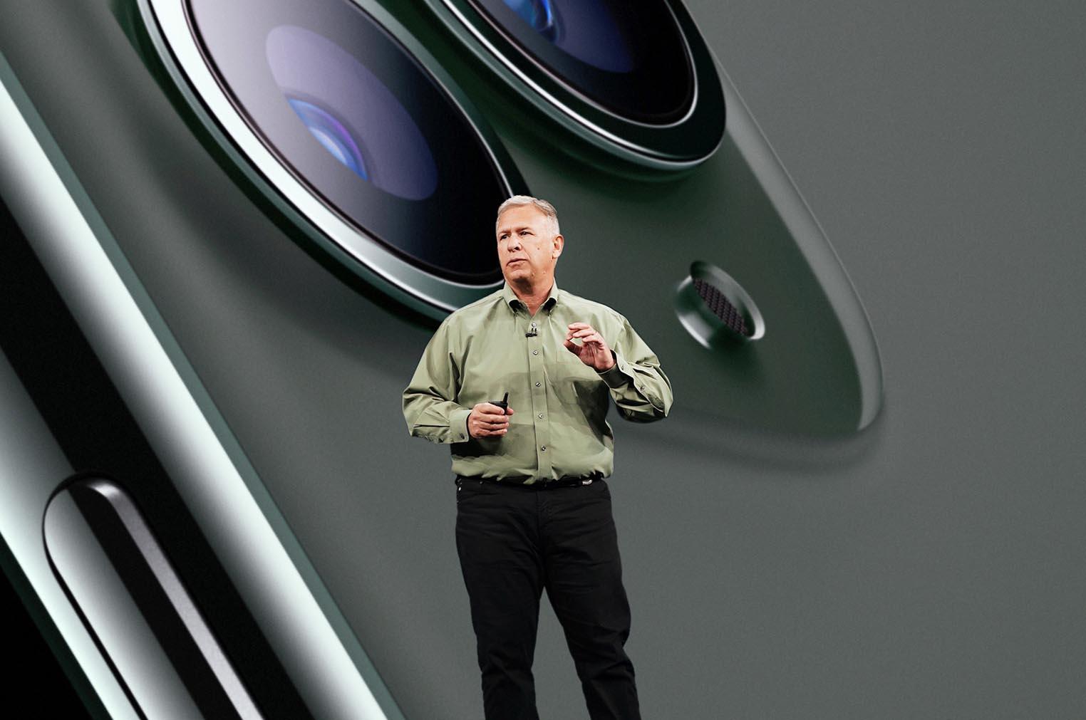 Phil Schiller Apple Fellow