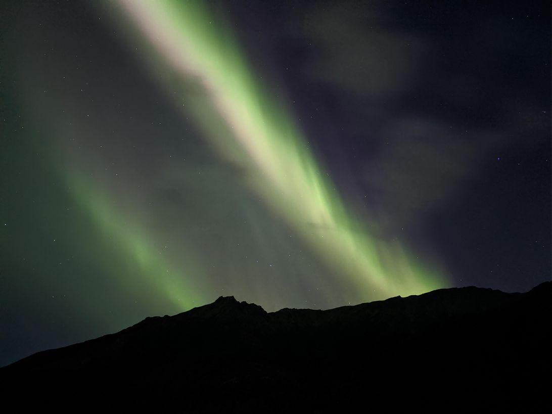 Pixel 4 astrophotographie