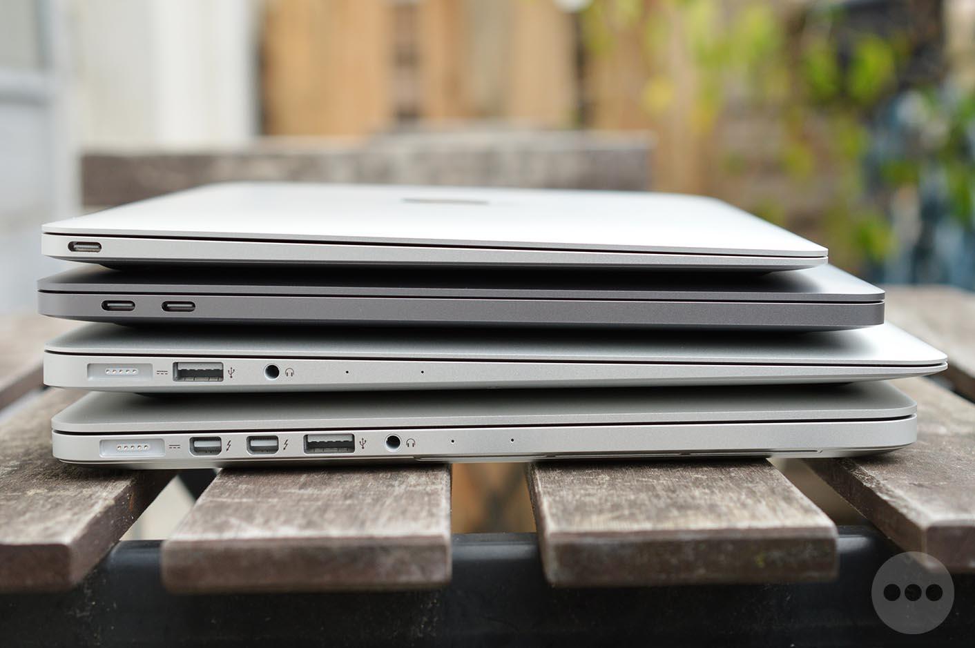 Mac portables 2016