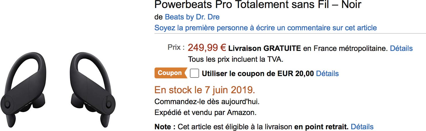 Powerbeats Pro Amazon