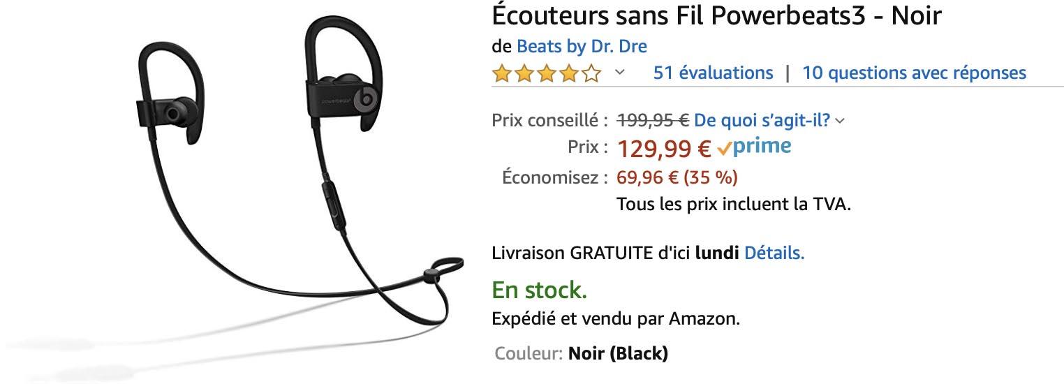 Powerbeats3 Amazon