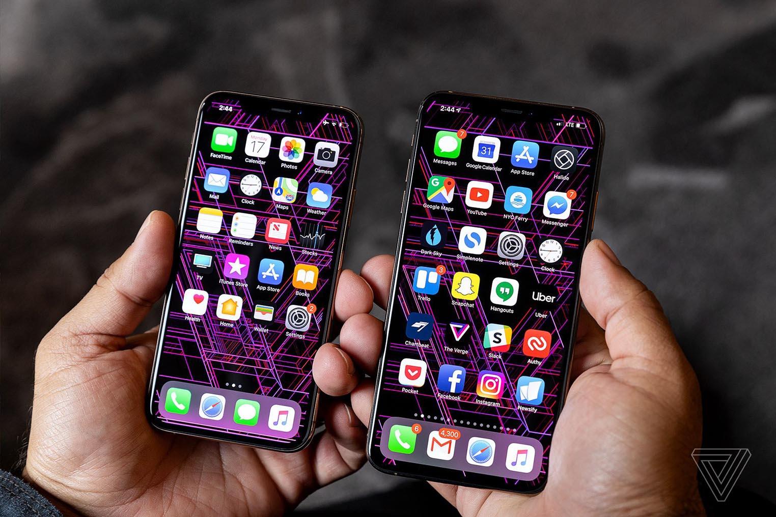 Consomac Les Premiers Tests Ennuyeux De L Iphone Xs