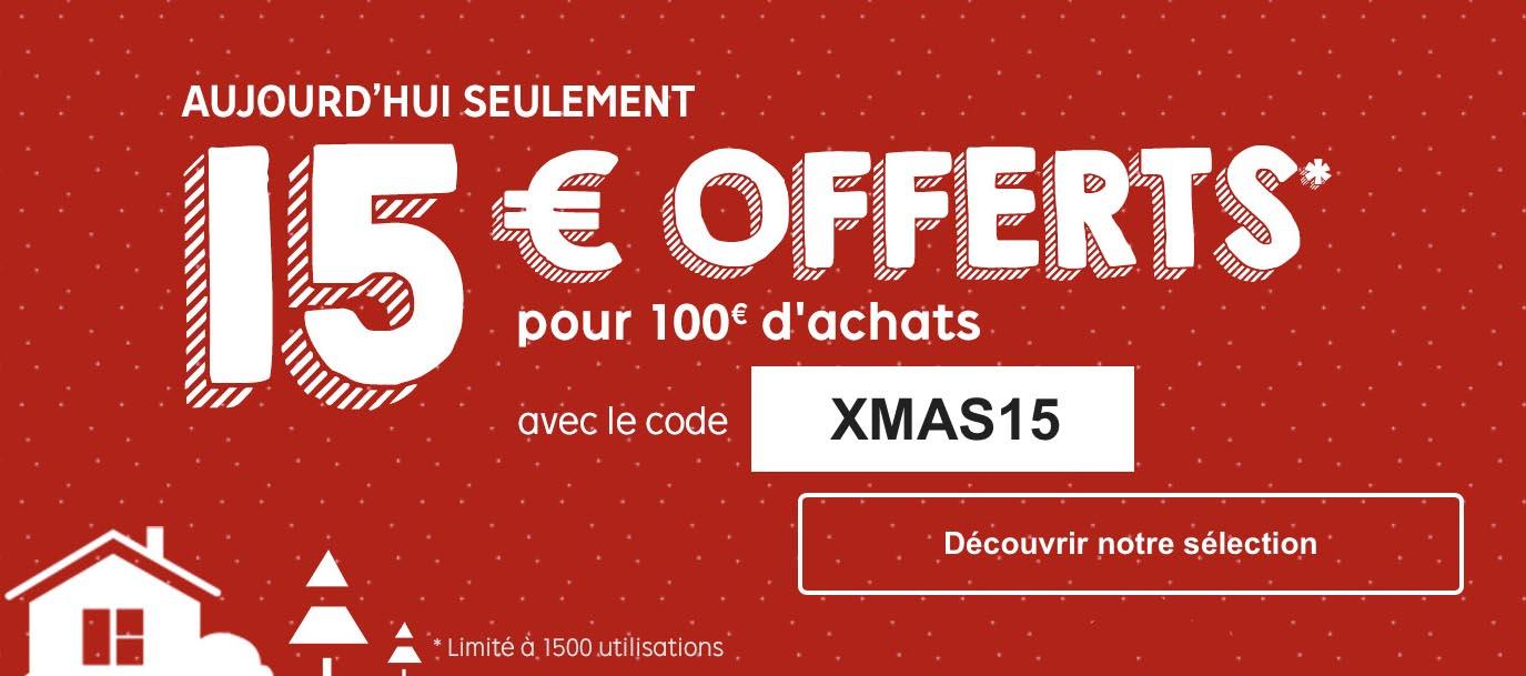 PriceMinister XMAS15