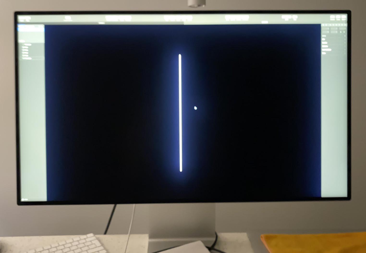 Pro Display XDR Mini LED local dimming