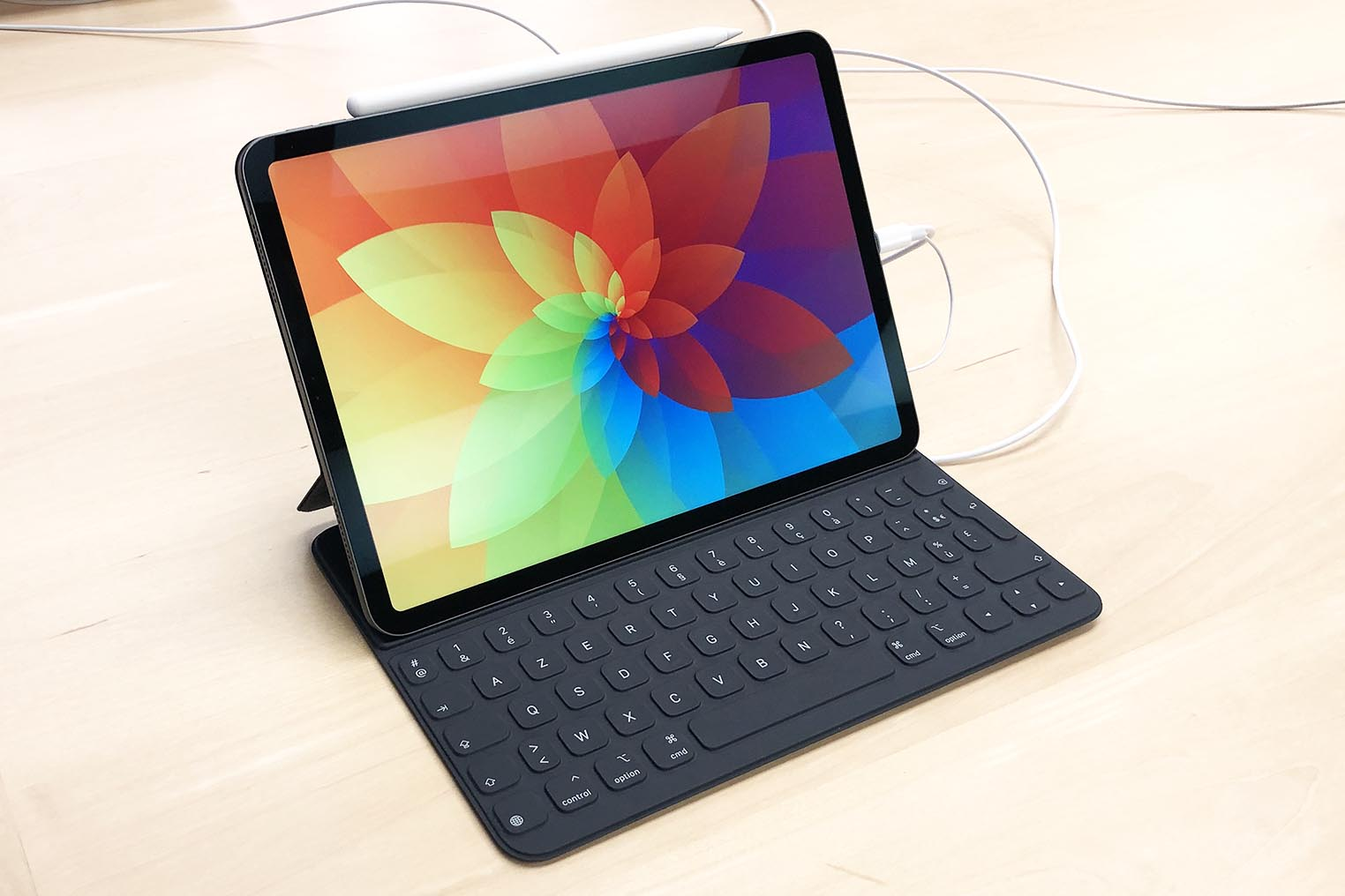 iPad Pro 2018 Apple Store