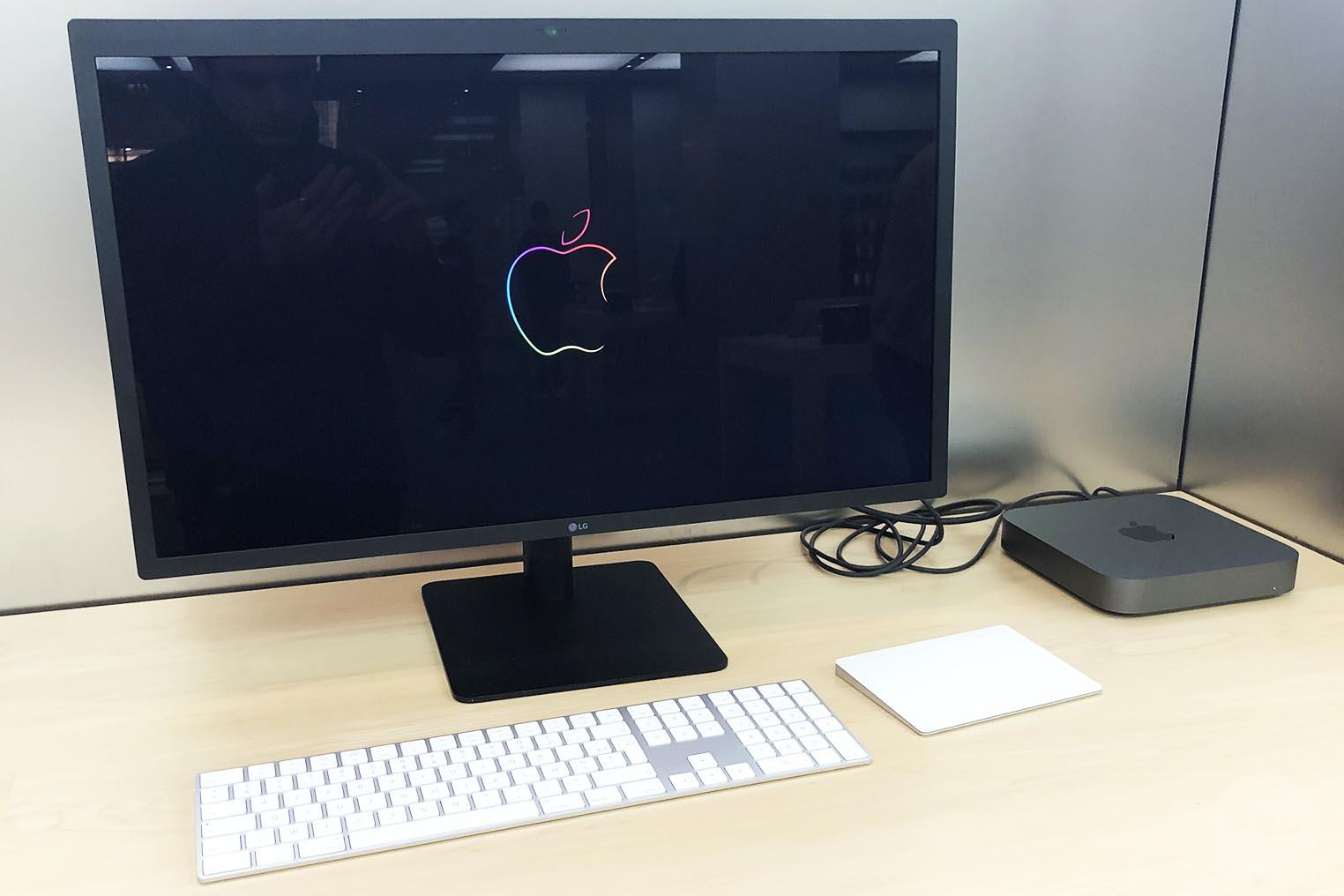 Mac mini 2018 Apple Store
