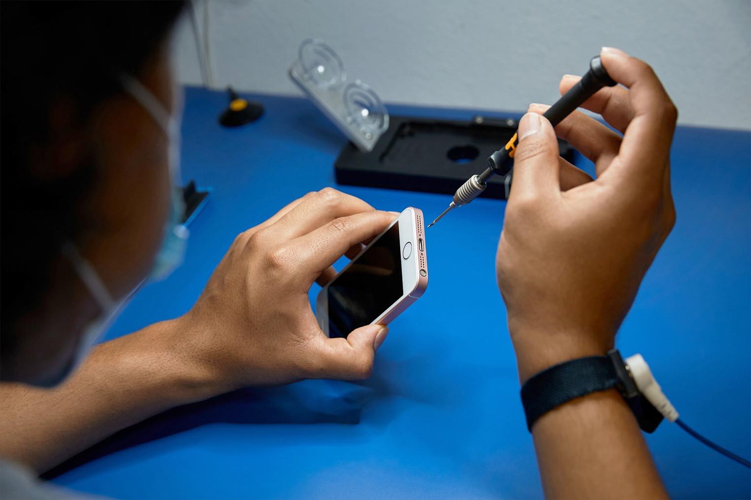 Programme de réparation indépendants Apple
