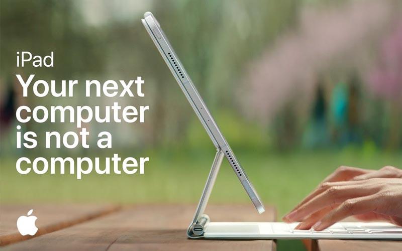 Apple parodie la Petite Sirène pour promouvoir l'iPad