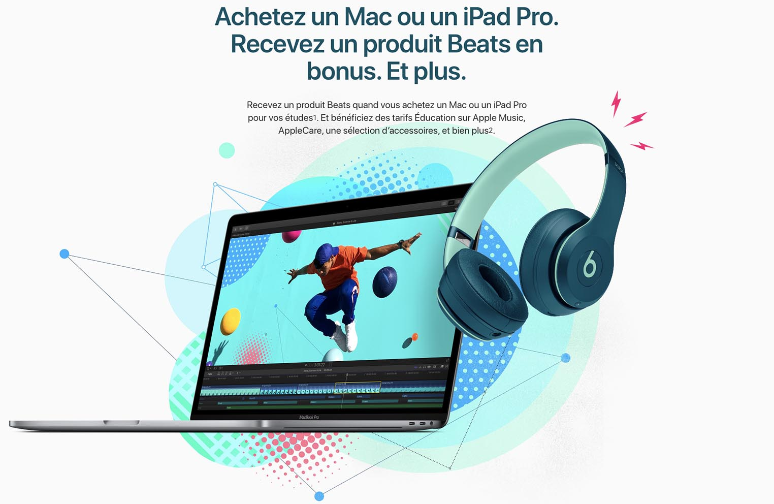 Back to School 2018 Apple