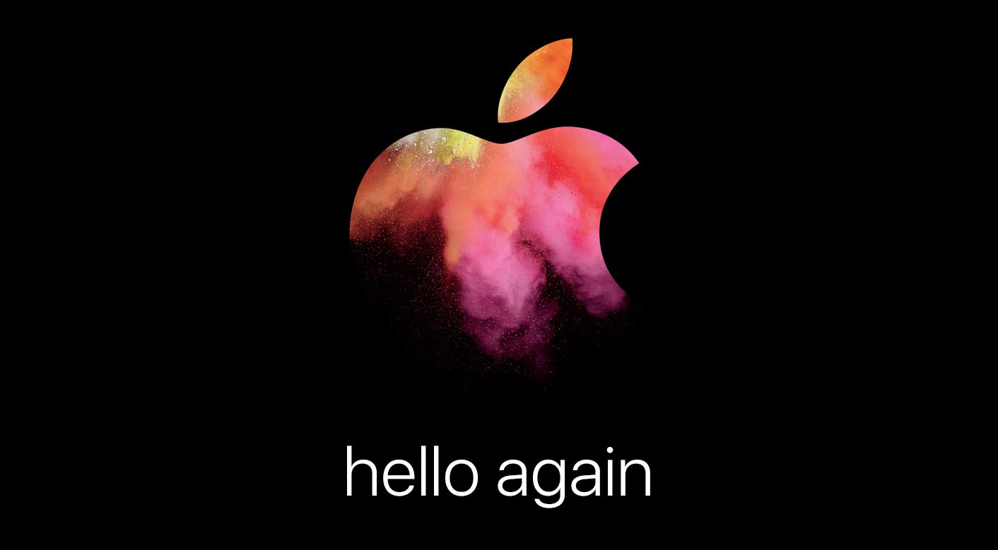 Apple Hello Again 2016
