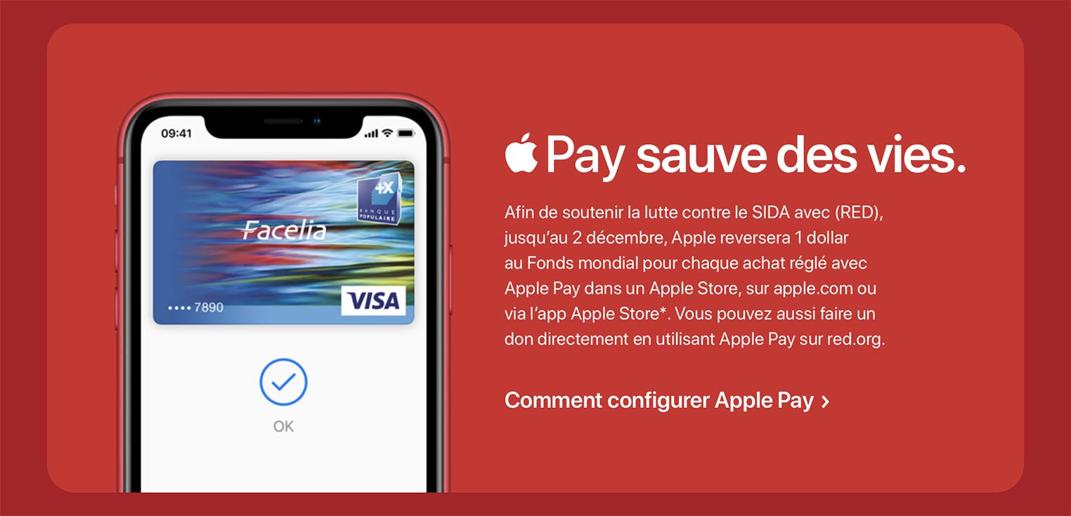 Apple Pay (RED)
