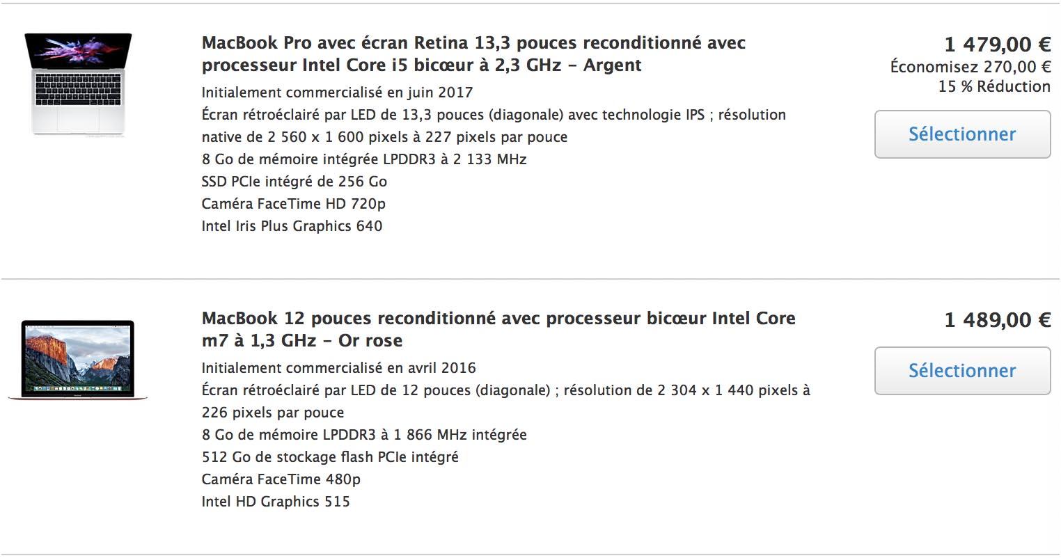 MacBook Pro Refurb