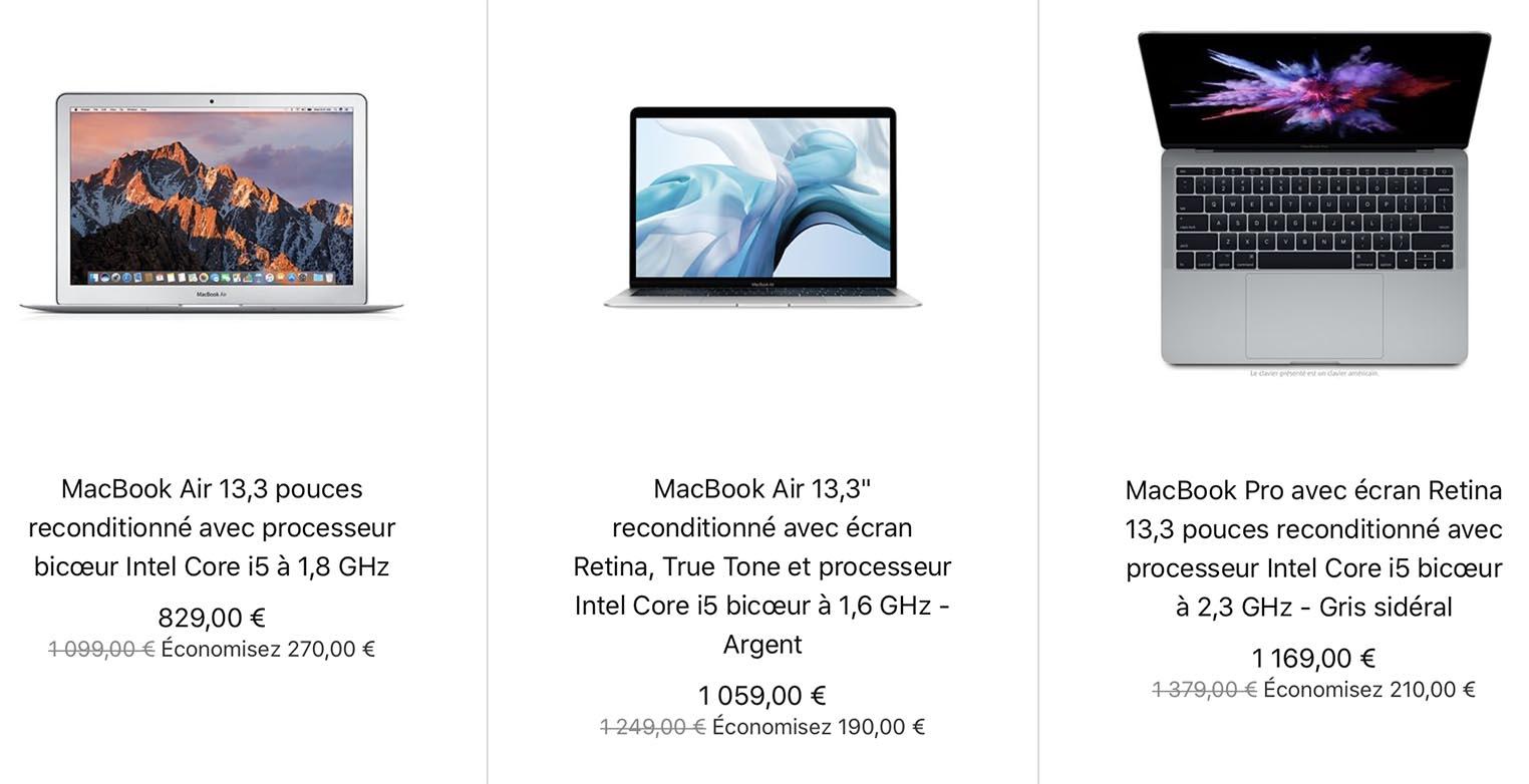 MacBook Air MacBook Pro Refurb Store