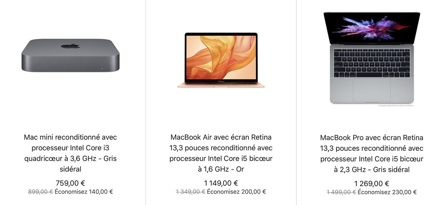 Mac Refurb Store