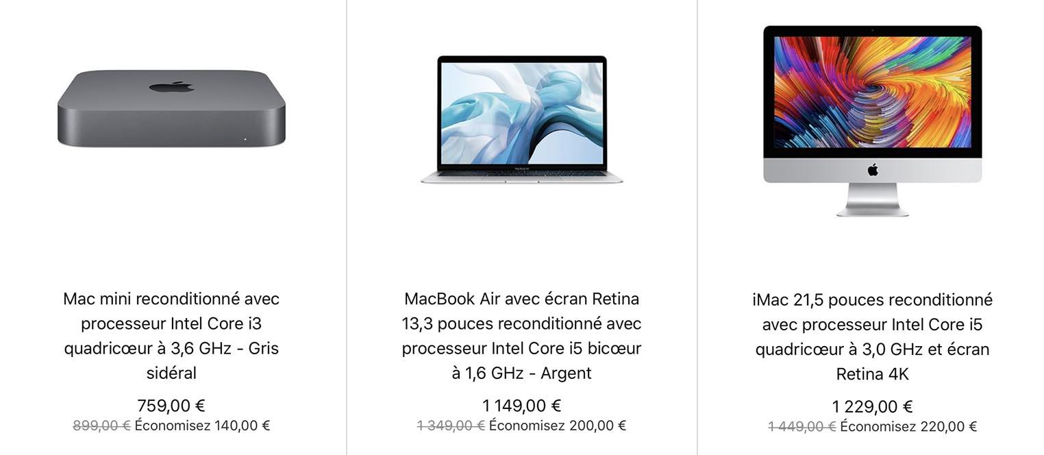 Refurb Mac