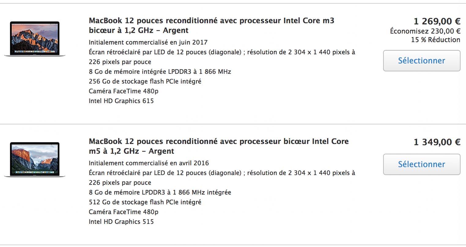 MacBook Refurb