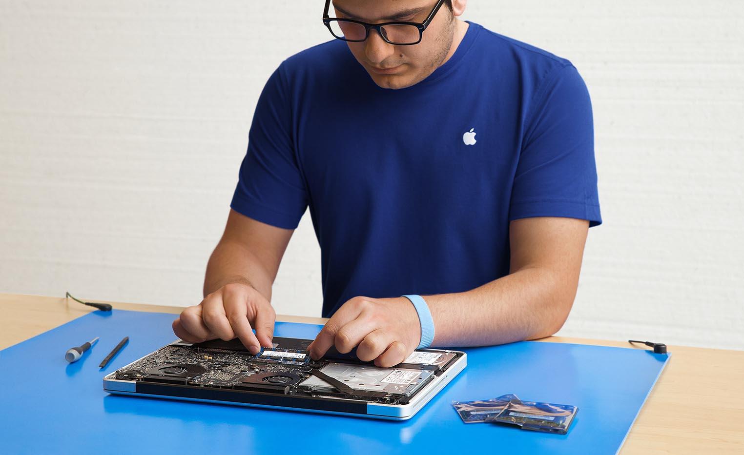 Réparation MacBook Pro Apple