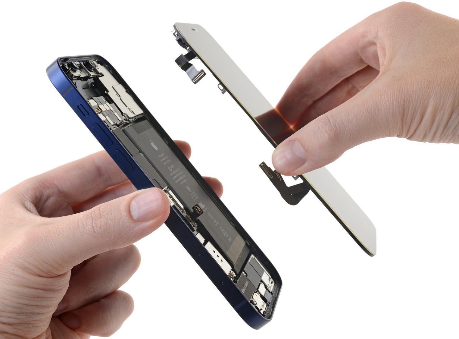 iPhone 12 iFixit