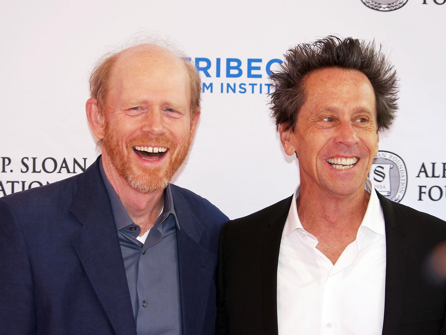 Ron Howard Brian Grazer