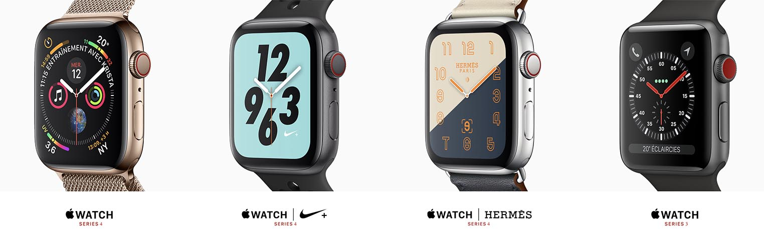 Apple Watch 2018