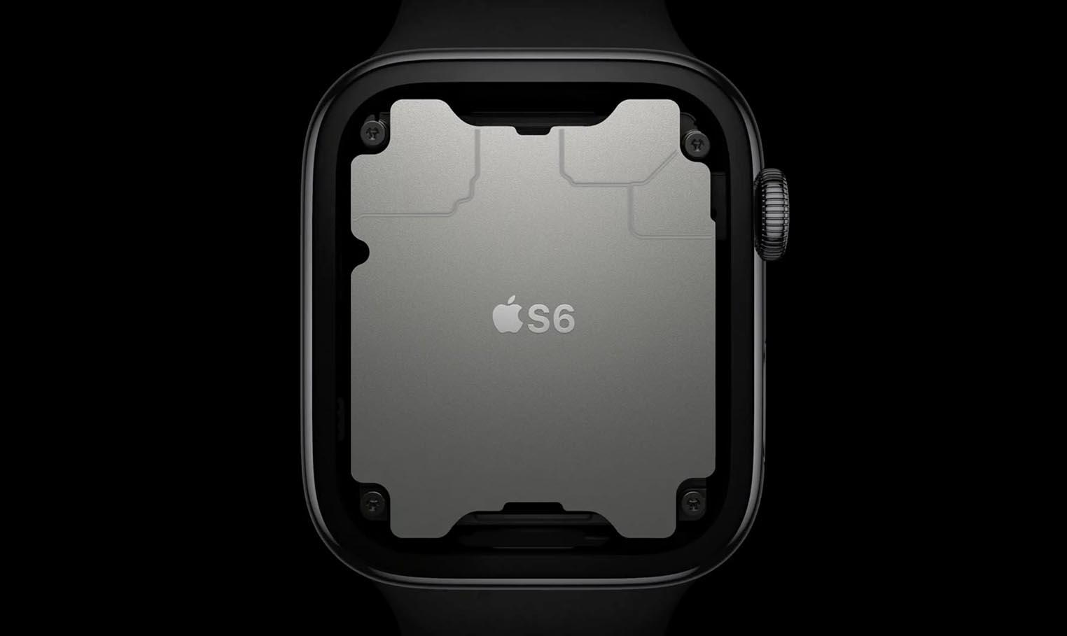 Puce Apple S6