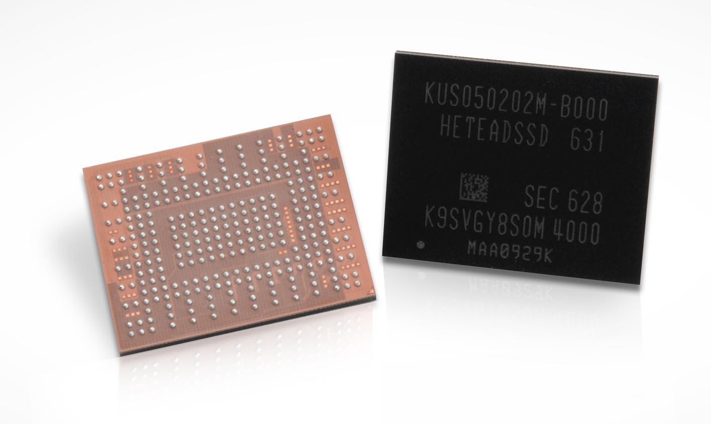 Samsung SSD BGA 1 To