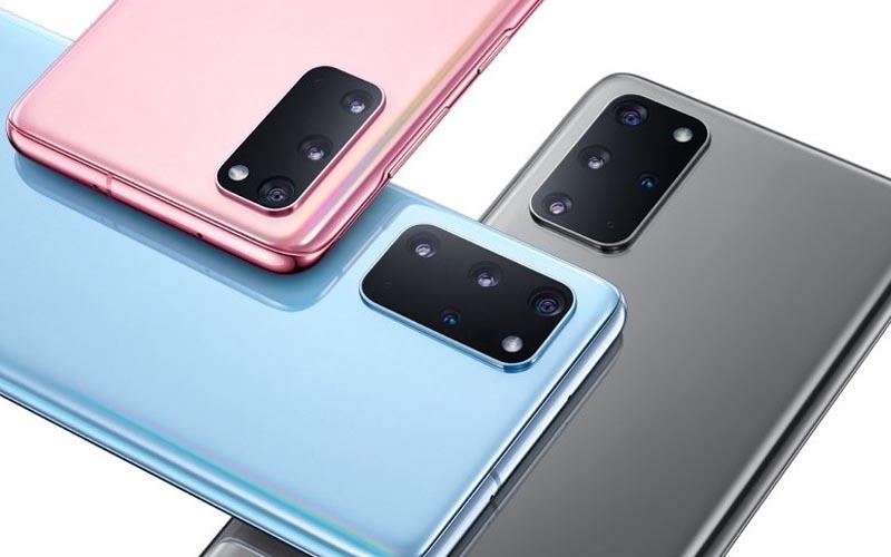 Galaxy S20 : Samsung prend de l'avance sur l'iPhone 12