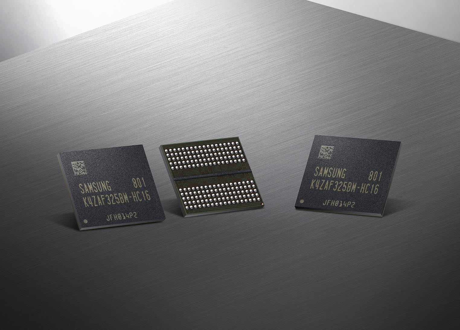 Nouvelle GDDR6 Samsung : capacité doublée, et débit record pour nos futurs GPU !