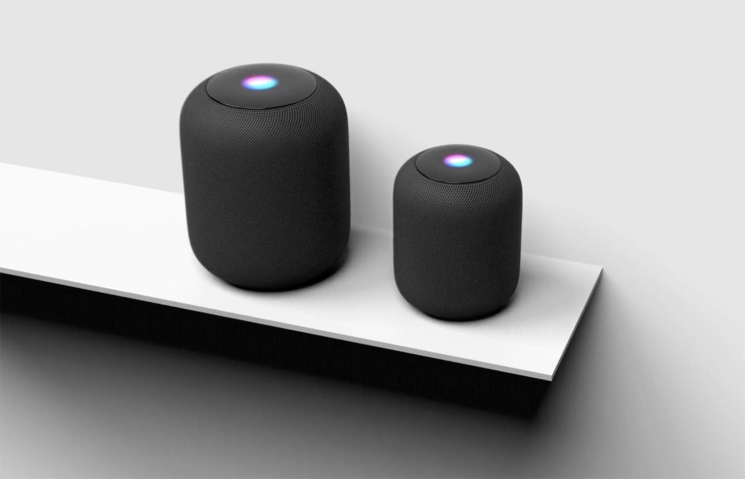 Concept HomePod mini