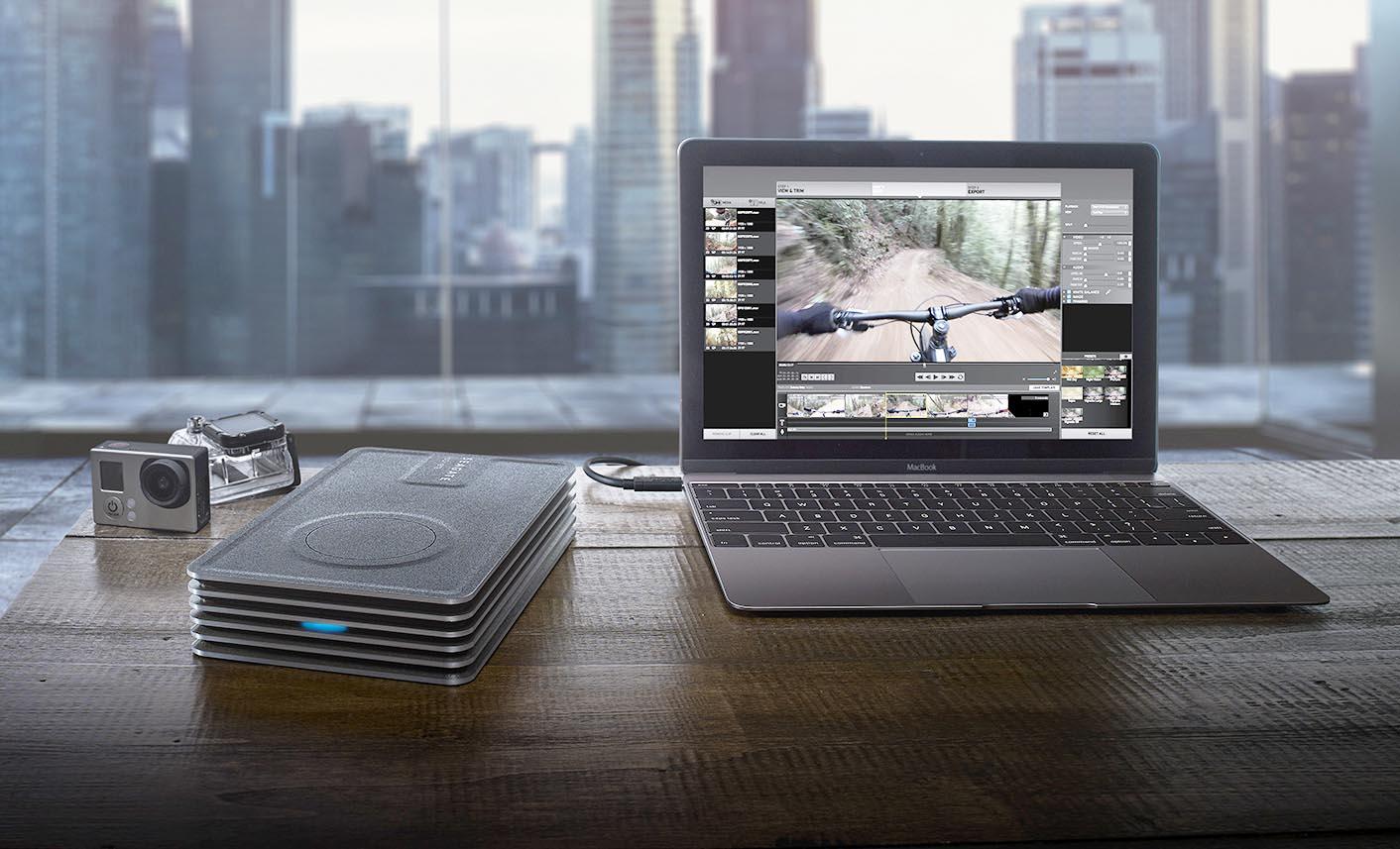 Seagate Innov8 MacBook