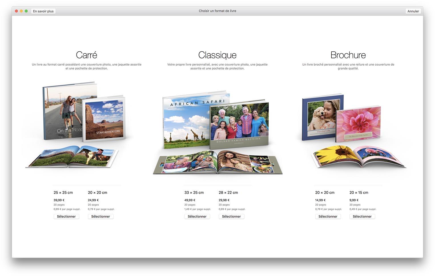 Apple impression photos