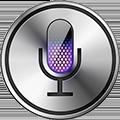 Logo de Siri