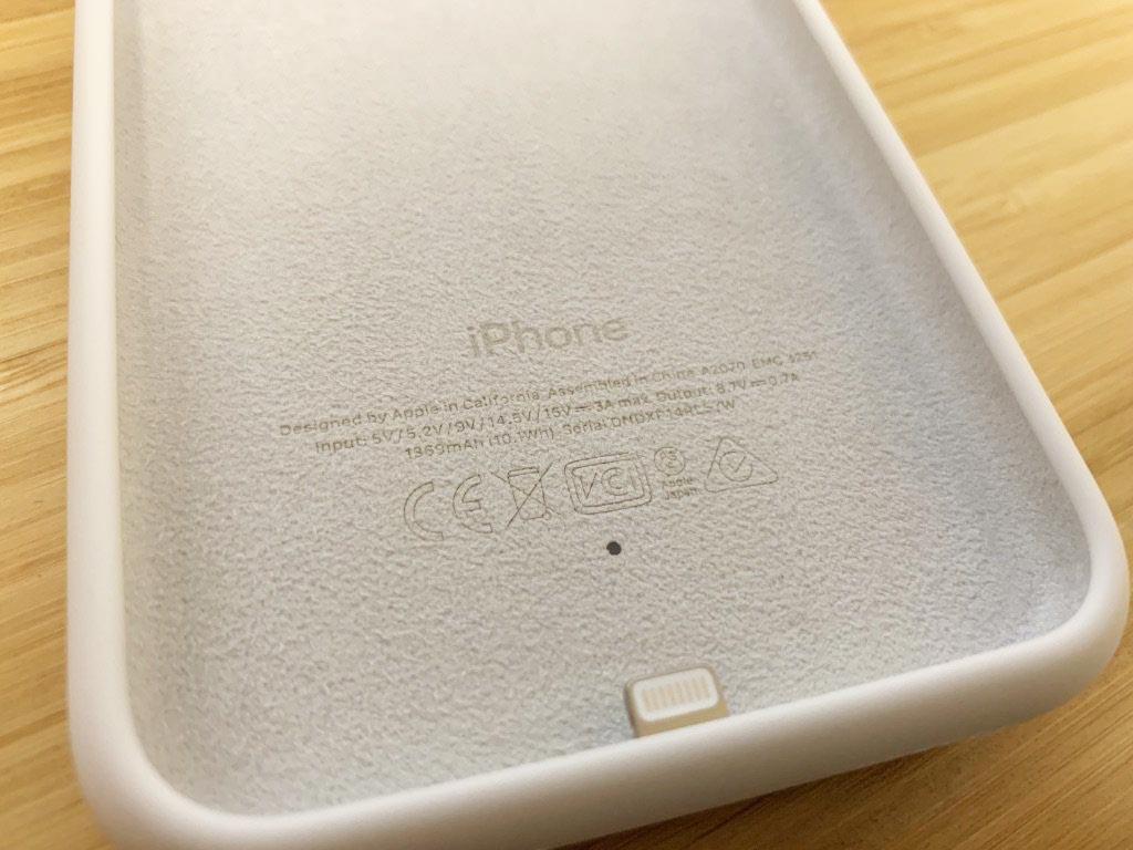 Smart Battery Case 2019 capacité