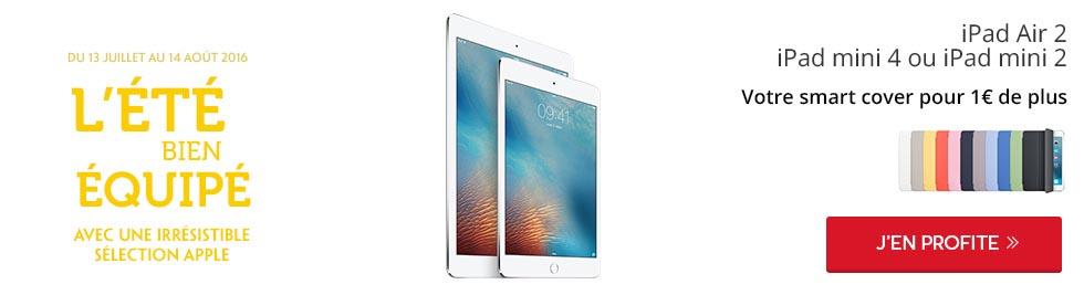 Smart Cover iPad Darty