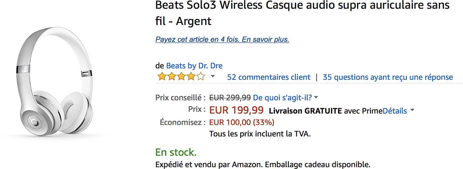 Solo3 Amazon