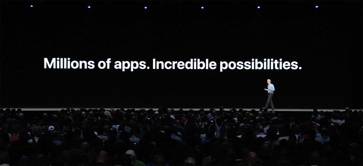 Siri iOS 12 million possibilities