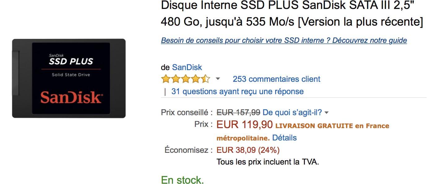 SSD Plus Amazon