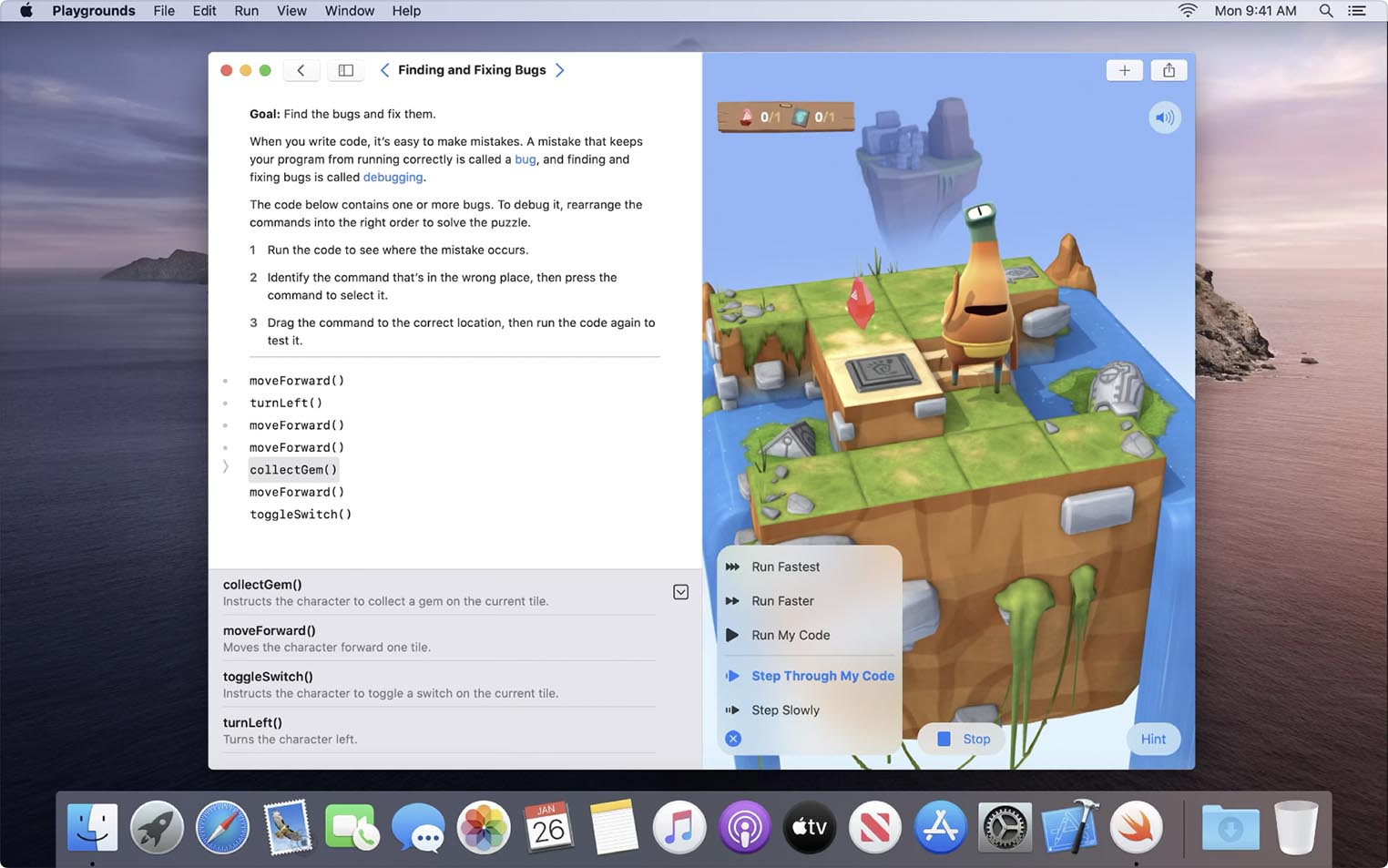 Swift Playground Mac