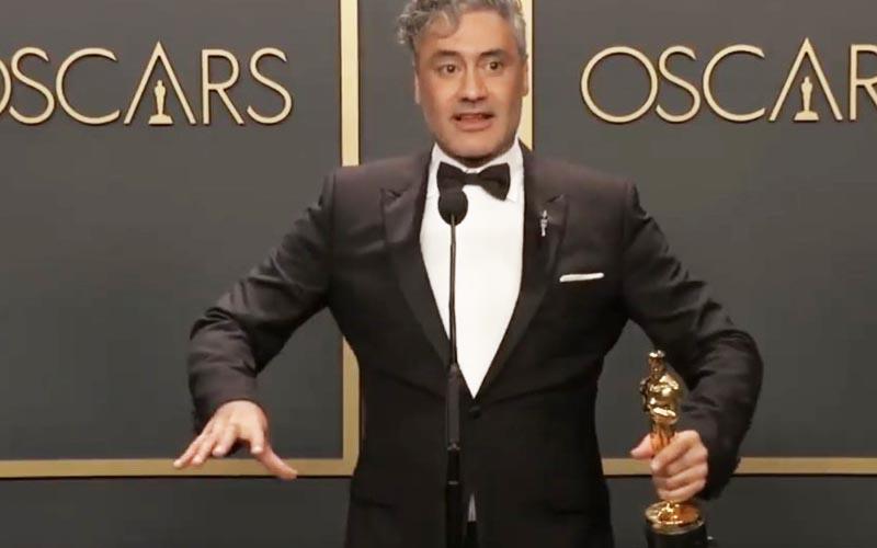 Le clavier papillon d'Apple pris à parti aux Oscars