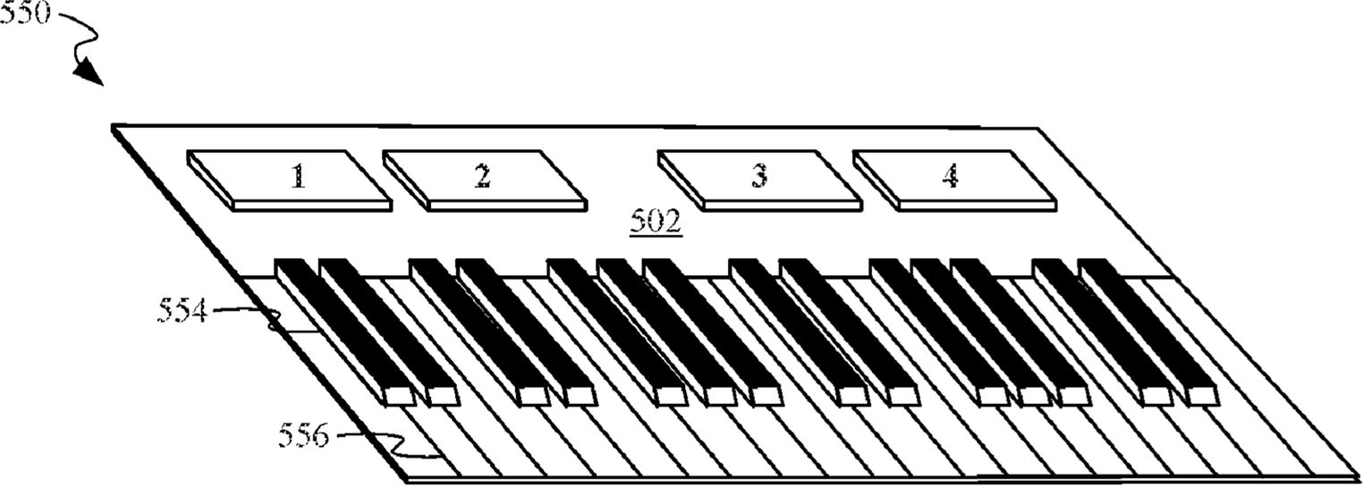 Taptic Engine écran brevet