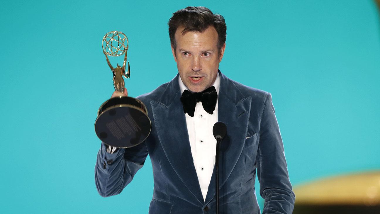 Jason Sudeikis Emmy Awards