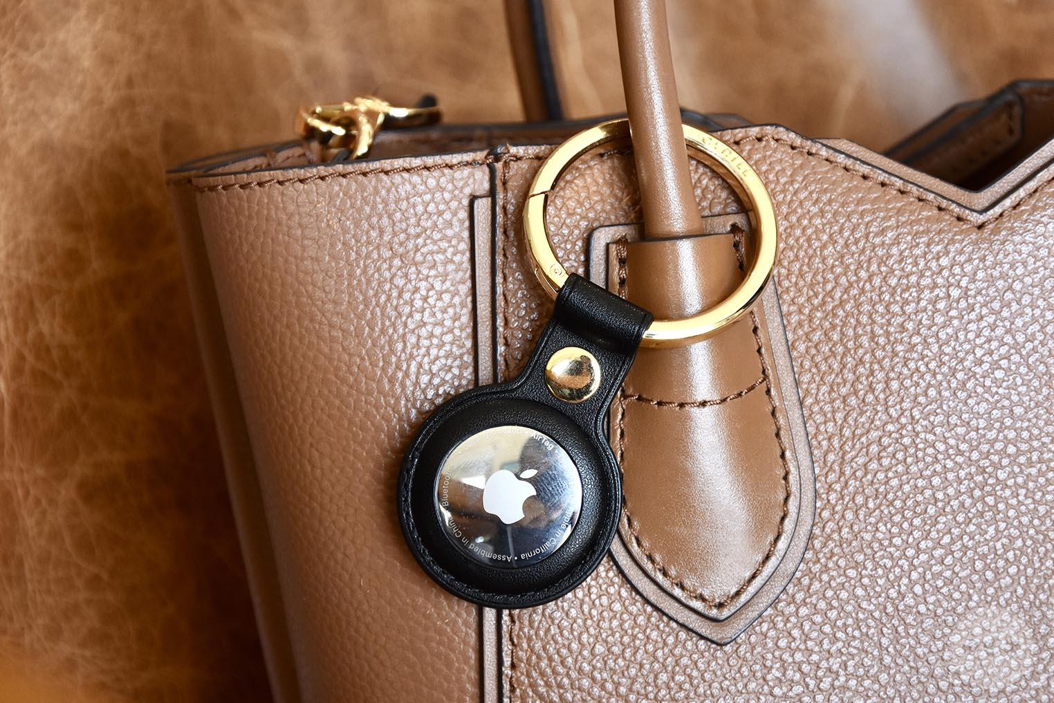 AirTag porte-clés sac