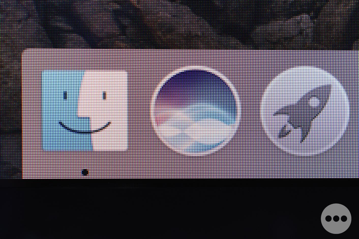 Test iMac 2017 écran classique