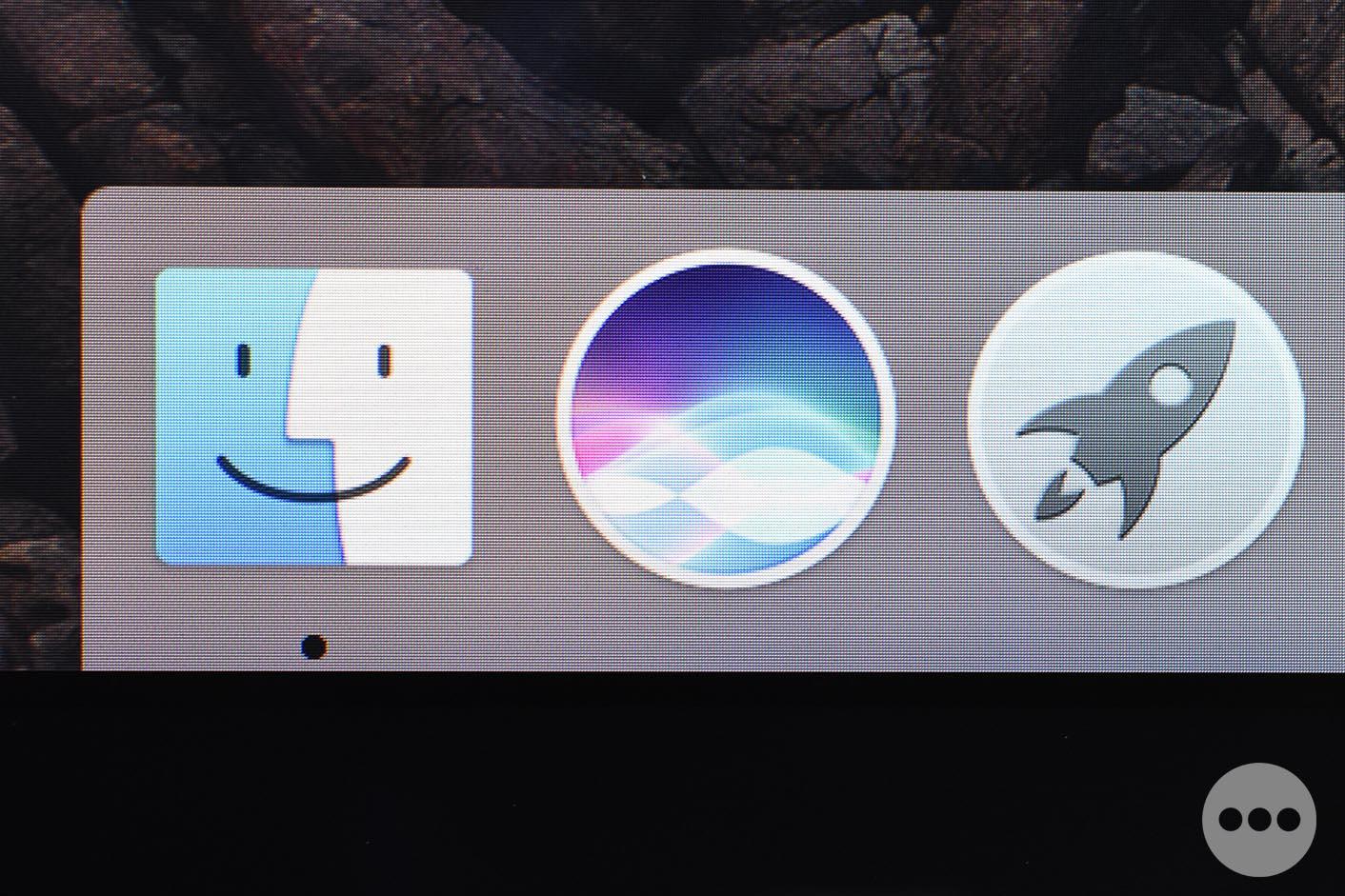 Test iMac 2017 écran Retina