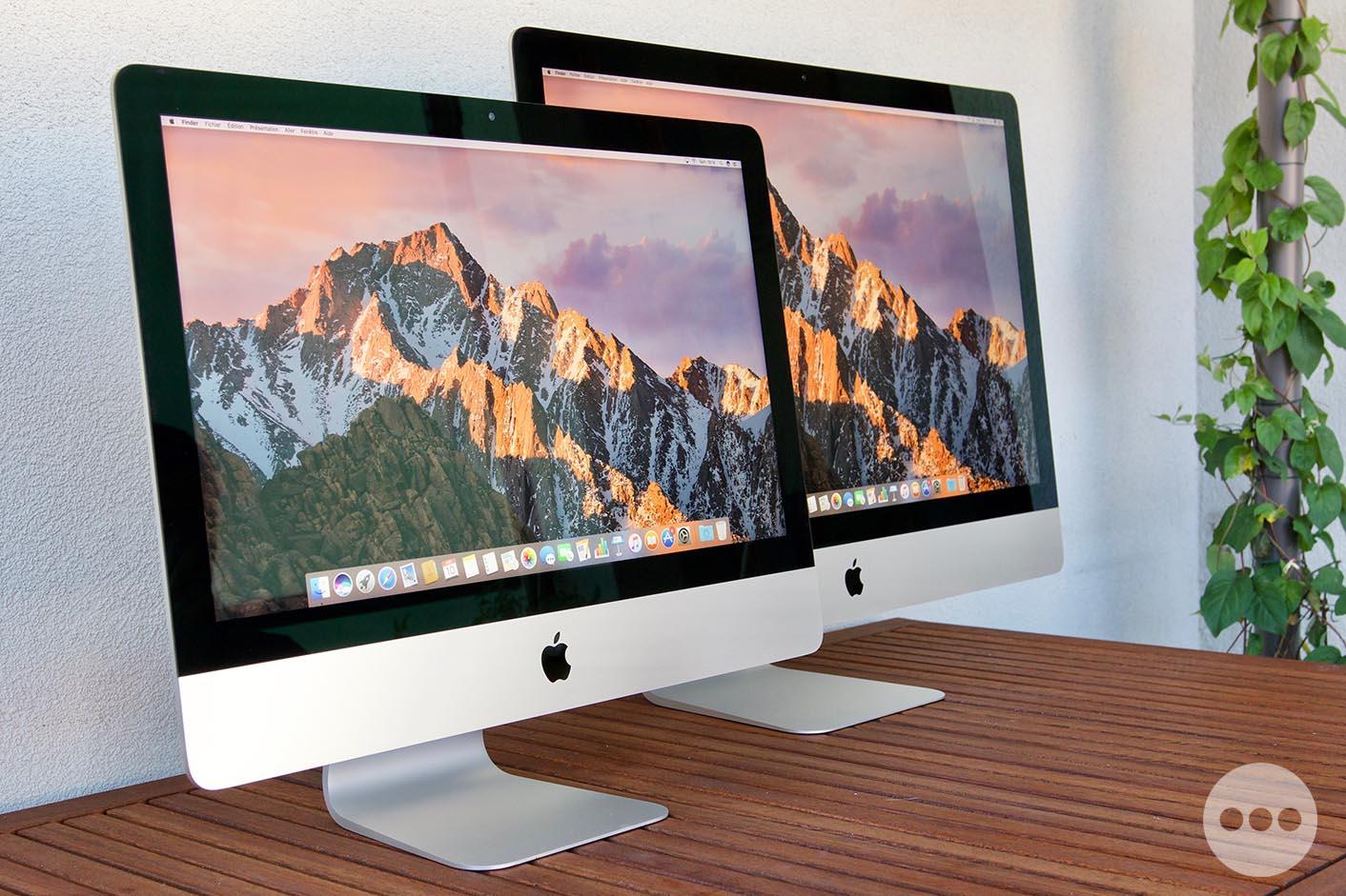 Test iMac 2017
